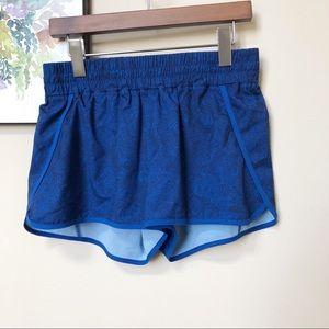 Calia Paisley Print Running Shorts